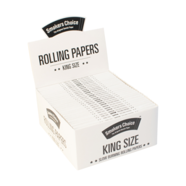 Smokers Choice Rolling Pack Ks...