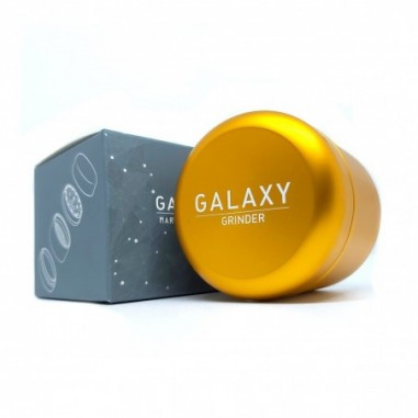GALAXY GRINDER MARS 55MM GOLD