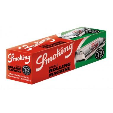 MAQUINA METALICA 78MM-SMOKING  10 uds